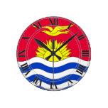 Bandera de Kiribati Relojes