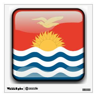 Bandera de Kiribati Vinilo
