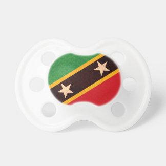 Bandera de Kittian del modelo del vintage Chupetes Para Bebes