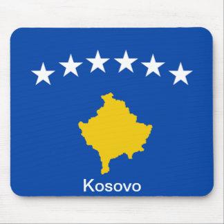 Bandera de Kosovo Alfombrilla De Raton