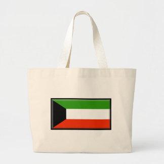 Bandera de Kuwait Bolsa