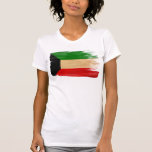 Bandera de Kuwait Camiseta