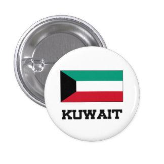 Bandera de Kuwait Pin