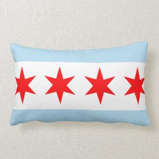 Bandera de la almohada de MoJo del americano de Ch