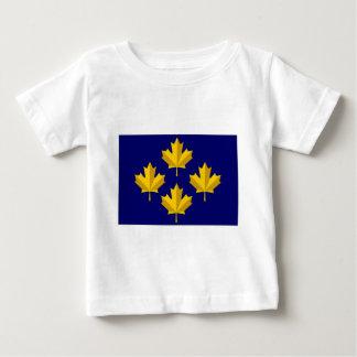 Bandera de la alternativa del almirante de Canadá Playeras