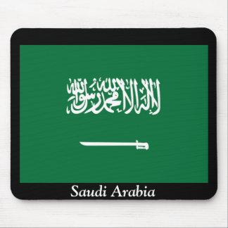 Bandera de la Arabia Saudita Alfombrilla De Ratones