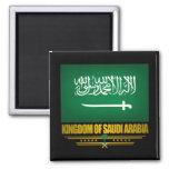 Bandera de la Arabia Saudita Imán Cuadrado