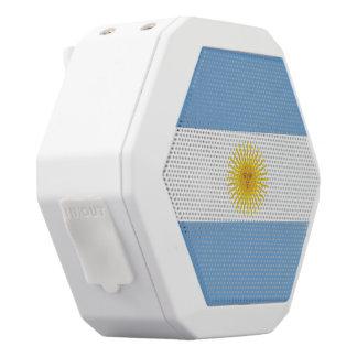 Bandera de la Argentina Altavoz Con Bluetooth