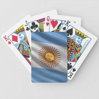 Bandera de la Argentina Barajas
