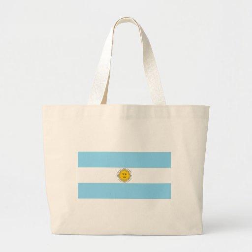 Bandera de la Argentina Bolsa