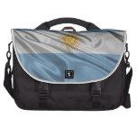 Bandera de la Argentina Bolsas Para Portatil
