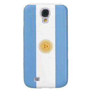 Bandera de la Argentina Carcasa Para Galaxy S4