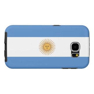 Bandera de la Argentina Funda Samsung Galaxy S6