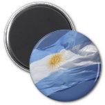 Bandera de la Argentina Iman De Nevera