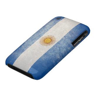 Bandera de la Argentina iPhone 3 Case-Mate Coberturas