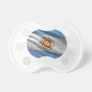 Bandera de la Argentina Chupetes De Bebé