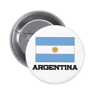 Bandera de la Argentina Pins