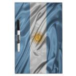 Bandera de la Argentina Pizarras