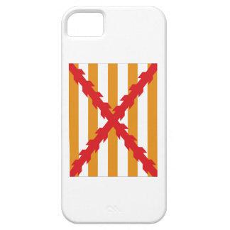 Bandera de la Armada Invencible iPhone 5 Case-Mate Cárcasa