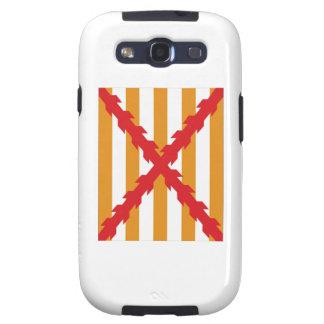 Bandera de la Armada Invencible Samsung Galaxy S3 Protectores