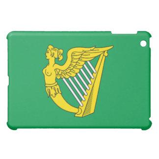 Bandera de la arpa de Irlanda