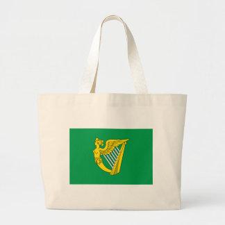 Bandera de la arpa de Irlanda Bolsas