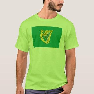 Bandera de la arpa de Irlanda Playera