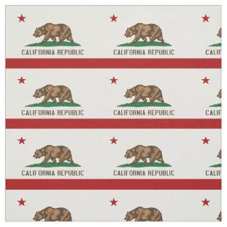 Bandera de la BANDERA de CALIFORNIA Telas
