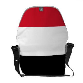 Bandera de la bandera de Yemen