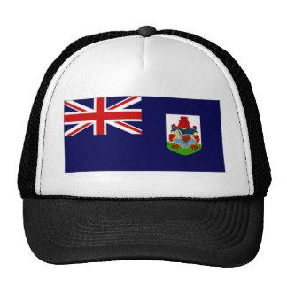 Bandera de la bandera del gobierno de Bermudas Gorro