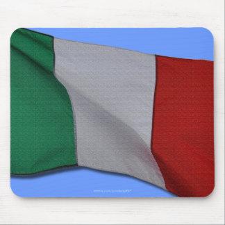 Bandera de la bandera patriótica Mousepad del