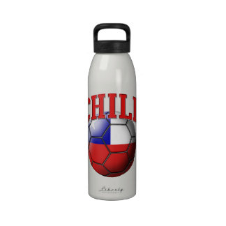 Bandera de la botella de la libertad del balón de botellas de beber