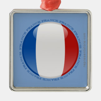 Bandera de la burbuja de Francia Adorno