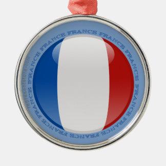 Bandera de la burbuja de Francia Adorno Para Reyes