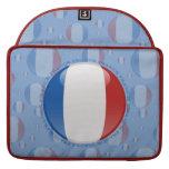 Bandera de la burbuja de Francia Funda Macbook Pro
