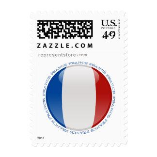 Bandera de la burbuja de Francia Envio