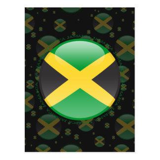 Bandera de la burbuja de Jamaica Postal