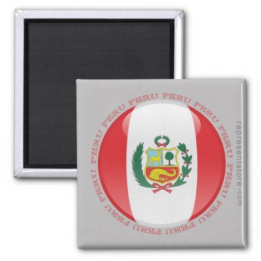 Bandera de la burbuja de Perú Iman