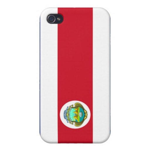 Bandera de la caja de la mota del iPhone 4/4s de C iPhone 4/4S Carcasa