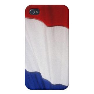 Bandera de la caja de la mota del iPhone 4/4s de F iPhone 4 Protector