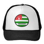 Bandera de la calidad de Abjasia Roundel Gorras