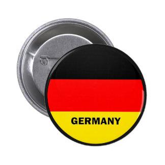 Bandera de la calidad de Alemania Roundel Pins