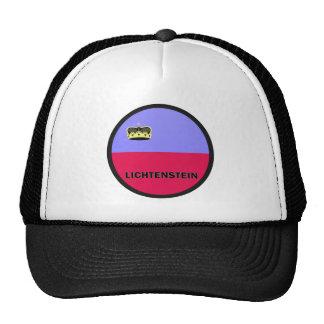 Bandera de la calidad de Lichtenstein Roundel Gorros