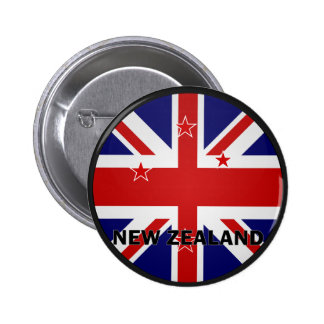 Bandera de la calidad de Nueva Zelanda Roundel Pin