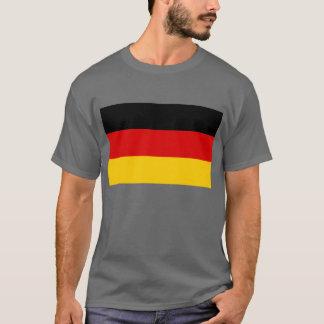 Bandera de la camiseta de Alemania