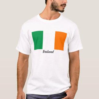 Bandera de la camiseta para hombre de Irlanda