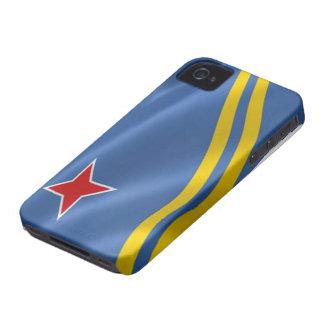 Bandera de la casamata apenas There™ del iPhone 4/ Case-Mate iPhone 4 Funda