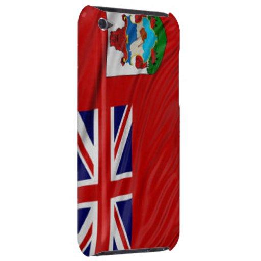 Bandera de la casamata apenas There™ del tacto de  iPod Touch Protectores