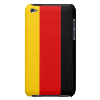 Bandera de la casamata apenas There™ del tacto de  iPod Touch Case-Mate Cárcasas