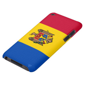 Bandera de la casamata apenas There™ del tacto del iPod Touch Case-Mate Cárcasas